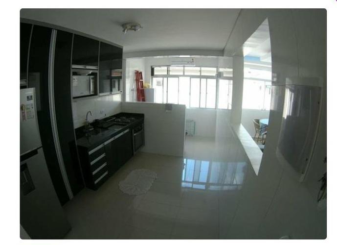 Apartamento c/ garagem fechada 2 dorms e suite