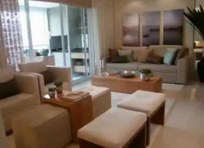 Way Orquidário - Transferência *Apartamento residencial à venda, Marapé, Santos.