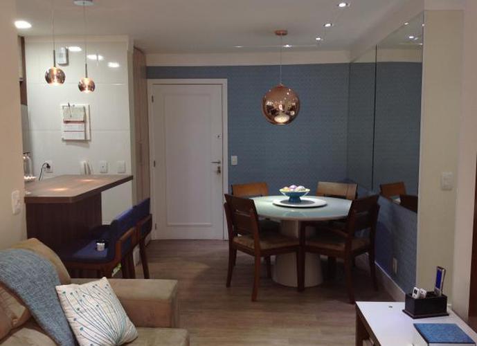 Apartamento em Marapé/SP de 64m² 2 quartos a venda por R$ 385.000,00
