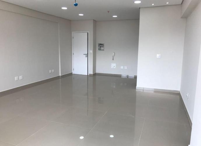 Sala em Vila Matias/SP de 52m² para locação R$ 2.000,00/mes