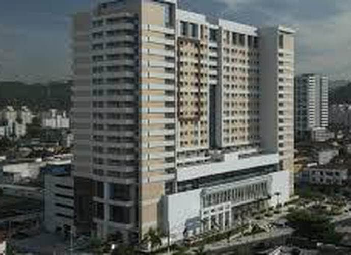 Sala em Vila Matias/SP de 42m² para locação R$ 1.700,00/mes