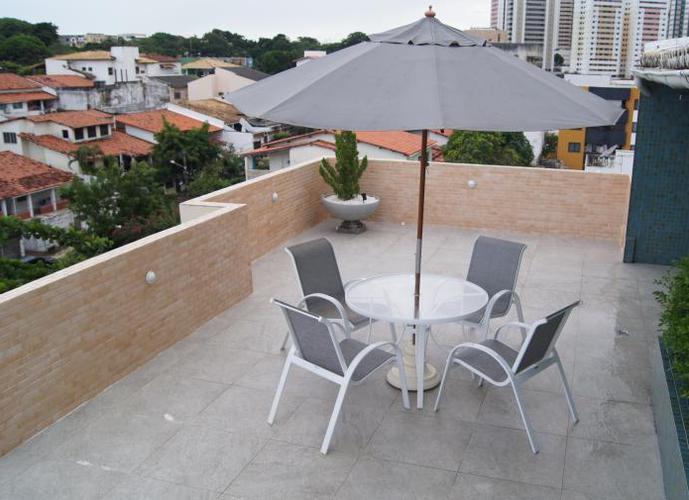Cobertura para Venda em Salvador, Stiep, 3 dormitórios, 2 suítes, 3 banheiros, 1 vaga