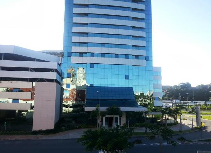 Sala Comercial para Locação em Salvador, Caminho das Árvores, 1 banheiro, 3 vagas