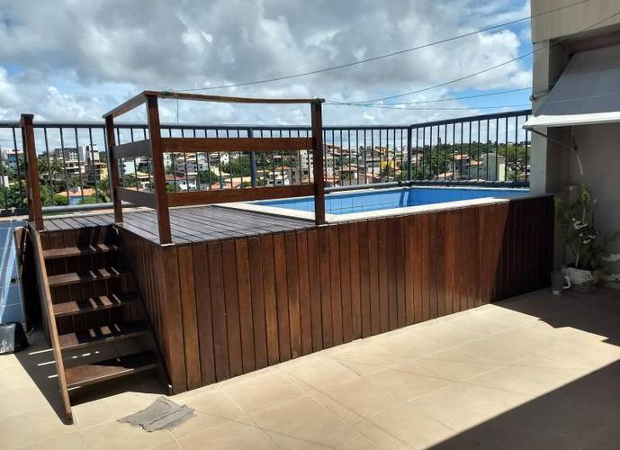 Penthouse em Piatã/BA de 139m² 4 quartos a venda por R$ 450.000,00