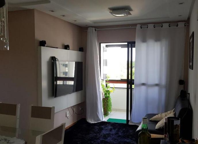 Apartamento para Venda em Salvador, Imbuí, 3 dormitórios, 1 suíte, 3 banheiros, 1 vaga