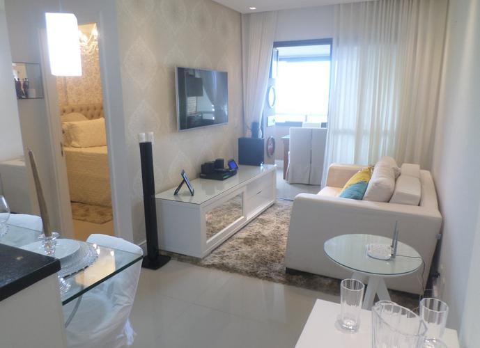 Apartamento em Alphaville/BA de 47m² 1 quartos a venda por R$ 355.000,00