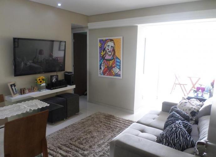 Apartamento para Venda em Salvador, Paralela, 2 dormitórios, 1 suíte, 2 banheiros, 2 vagas
