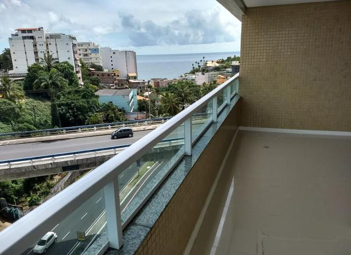 Apartamento para Venda em Salvador, Rio Vermelho, 3 dormitórios, 2 suítes, 3 banheiros, 2 vagas