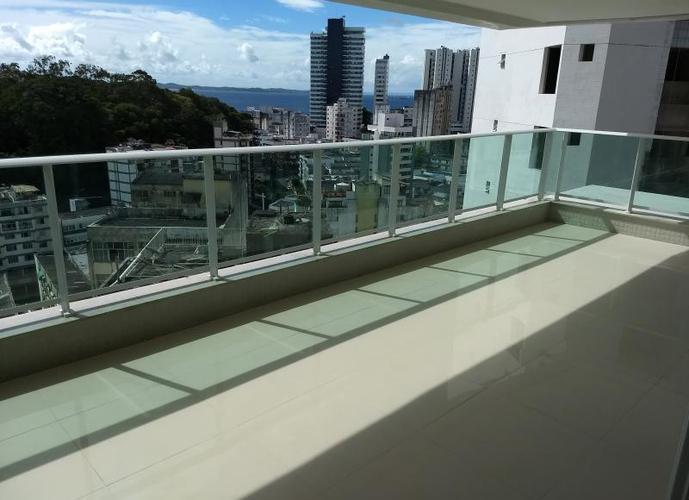 Apartamento para Venda em Salvador, Graça, 4 dormitórios, 4 suítes, 6 banheiros, 3 vagas