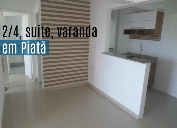 Apartamento para Venda em Salvador, Piatã, 2 dormitórios, 1 suíte, 3 banheiros, 1 vaga