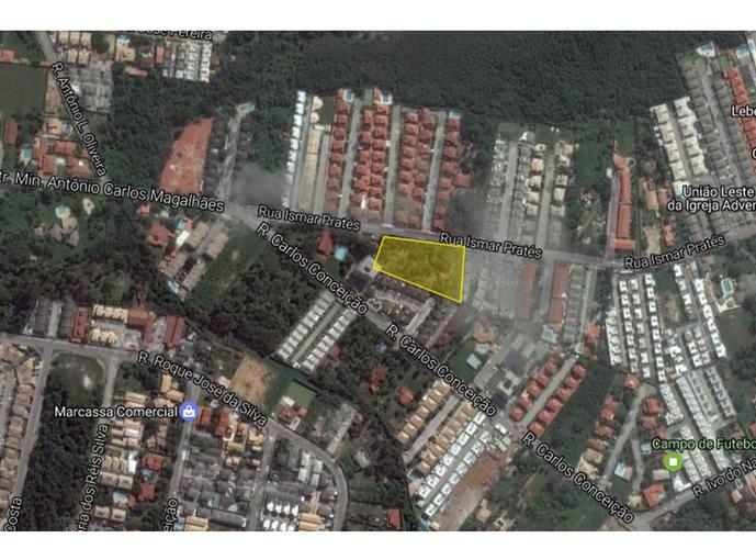 Terreno para Venda em Lauro de Freitas, Buraquinho