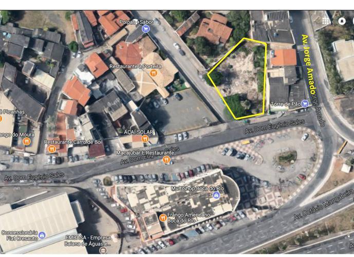 Terreno em Boca Do Rio/BA de m² a venda por R$ 1.500.000,00