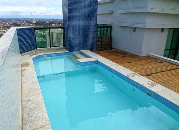 Penthouse em Paralela/BA de 213m² 3 quartos a venda por R$ 1.095.000,00