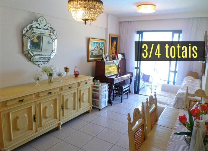 Apartamento para Venda em Salvador, Caminho das Árvores, 3 dormitórios, 1 suíte, 3 banheiros, 1 vaga