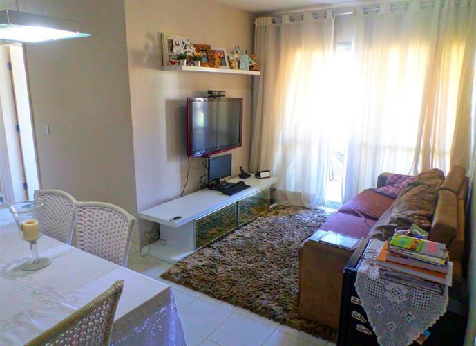 Apartamento para Venda em Salvador, Boca do Rio, 2 dormitórios, 1 suíte, 2 banheiros, 1 vaga