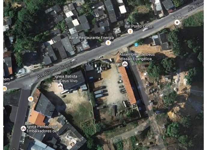 Terreno em Pau Da Lima/BA de m² a venda por R$ 3.000.000,00