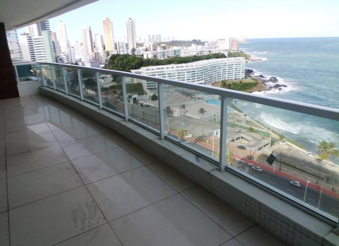Cobertura para Venda em Salvador, Barra, 4 dormitórios, 4 suítes, 7 banheiros, 4 vagas