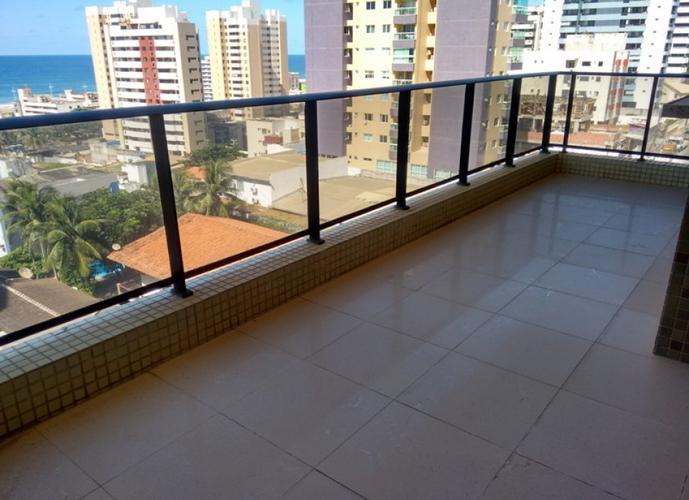 Apartamento para Venda em Salvador, Armação, 4 dormitórios, 2 suítes, 5 banheiros, 2 vagas