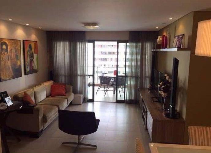 Apartamento para Venda em Salvador, Alphaville, 3 dormitórios, 3 suítes, 5 banheiros, 2 vagas