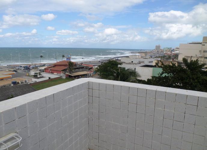 Cobertura para Venda em Salvador, Costa Azul, 3 dormitórios, 1 suíte, 3 banheiros, 1 vaga