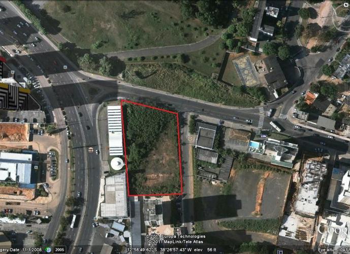 Terreno em Stiep/BA de 4000m² a venda por R$ 17.000.000,00