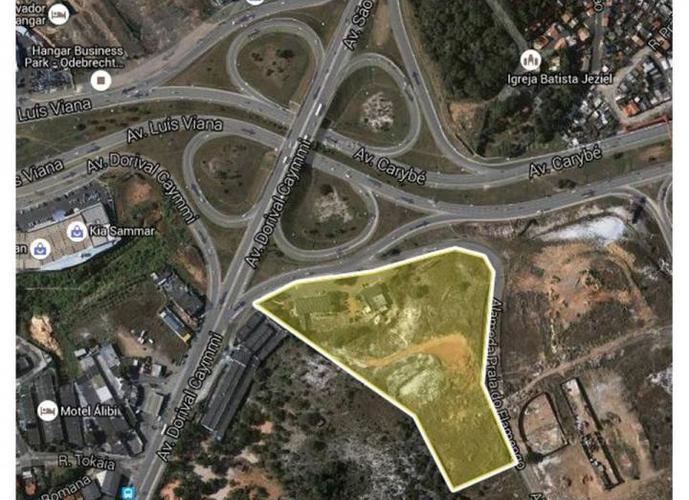 Terreno em Paralela/BA de 34712m² a venda por R$ 72.895.935,00