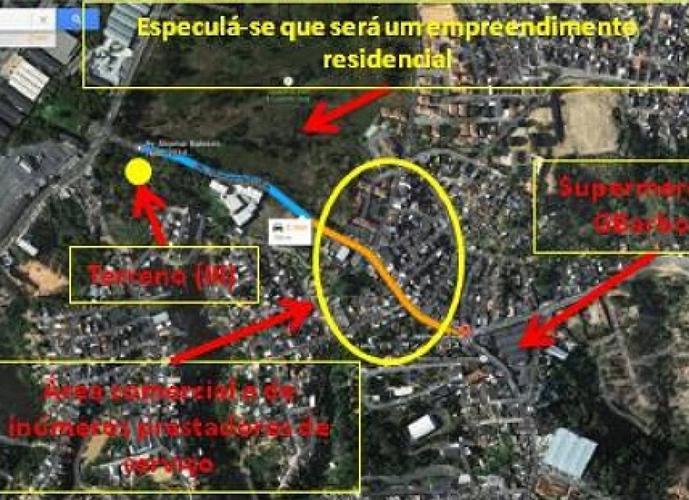 Terreno em Pau Da Lima/BA de 4000m² a venda por R$ 6.000.000,00