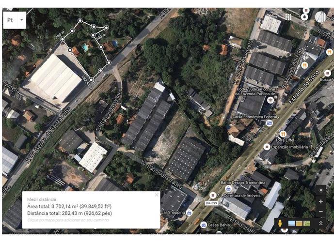 Terreno em Caji/BA de 370000m² a venda por R$ 3.200.000,00