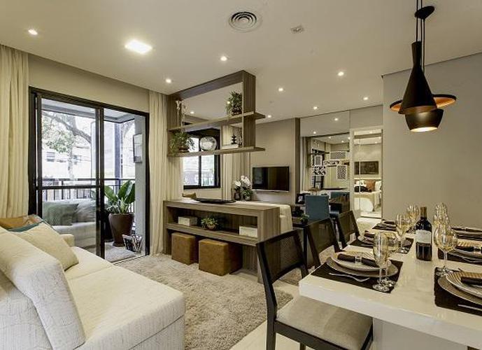 Apartamento em Vila Mariana/SP de 57m² 2 quartos a venda por R$ 642.000,00