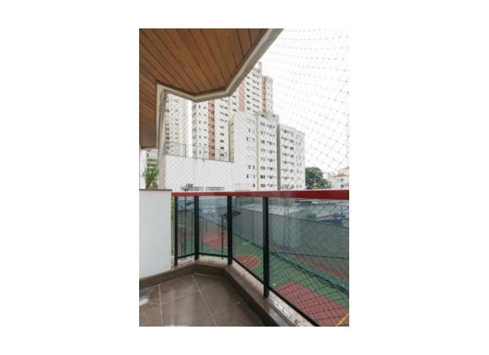 Apartamento em Anália Franco/SP de 147m² 3 quartos a venda por R$ 1.050.000,00 ou para locação R$ 4.041,00/mes