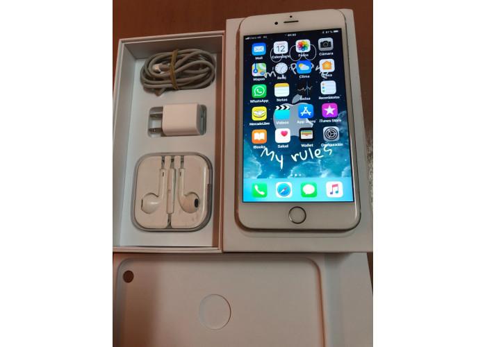 Apple Iphone 6s plus 128 gb novo com garantia