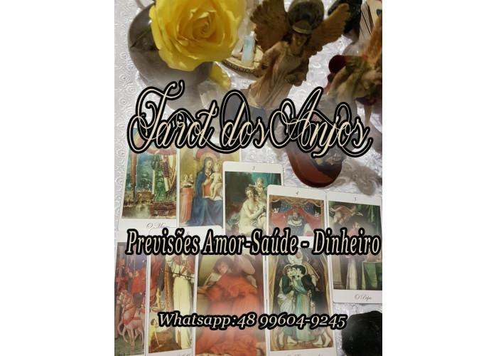 Consulta Tarot dos Anjos - Trabalhos Espirituais