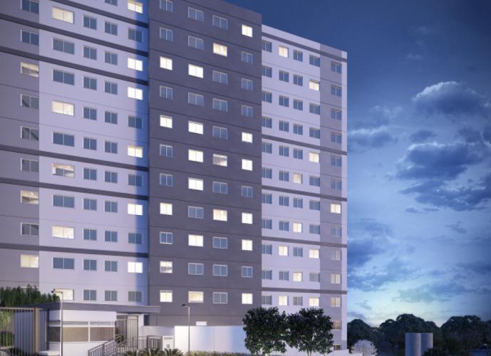 Apartamento em Vila Santa Maria/SP de 38m² 2 quartos a venda por R$ 163.900,00
