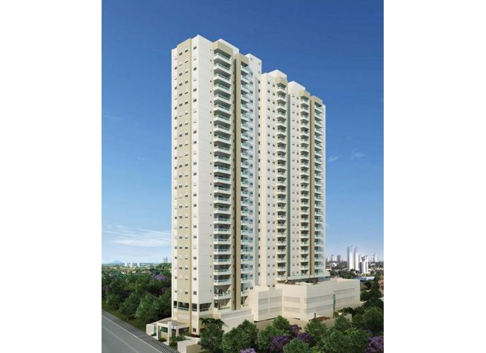 Apartamento em Campo Grande/SP de 63m² 2 quartos a venda por R$ 447.000,00
