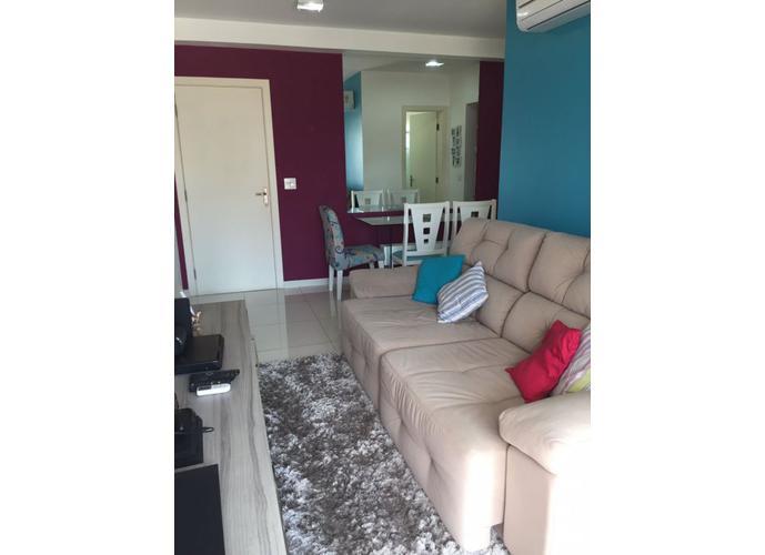 Apartamento em Gonzaga/SP de 62m² 2 quartos a venda por R$ 425.000,00