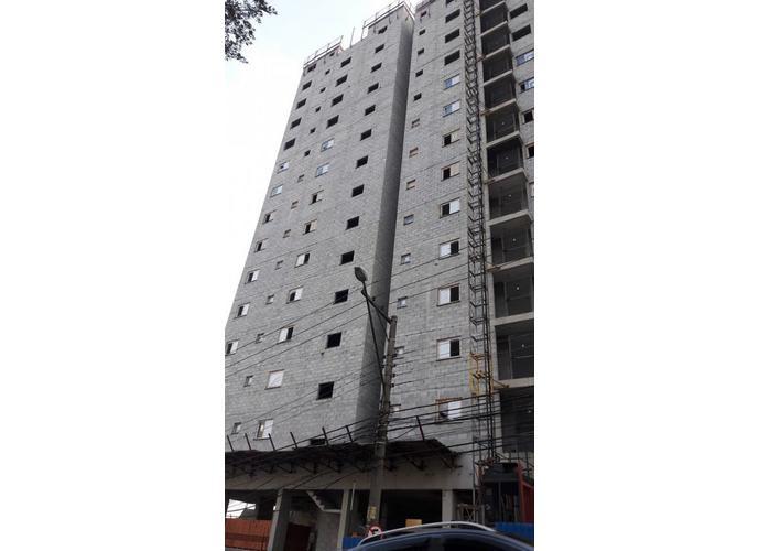 Apartamento para venda 02 dorms, sacada e 01 vaga na Ponte Grande,  Guarulhos - Em construção