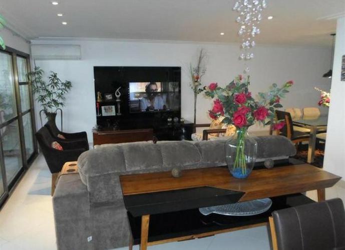 Apartamento em Recreio dos Bandeirantes/RJ de 208m² 3 quartos a venda por R$ 1.599.000,00