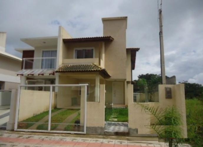 Sobrado em Canasvieiras/SC de 120m² 3 quartos a venda por R$ 495.000,00