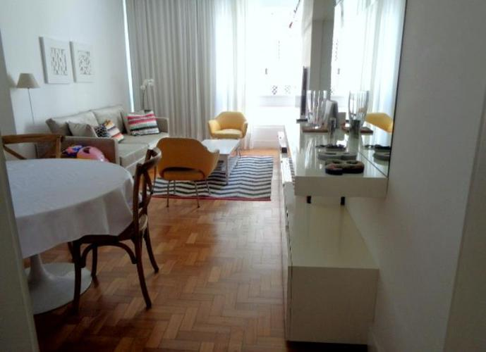 Apartamento em Copacabana/RJ de 115m² 3 quartos a venda por R$ 1.680.000,00