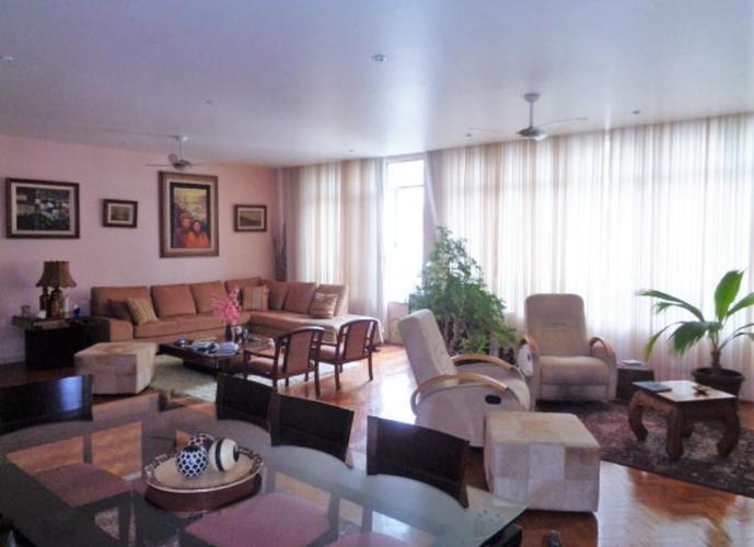 Cobertura em Copacabana/RJ de 280m² 4 quartos a venda por R$ 2.700.000,00