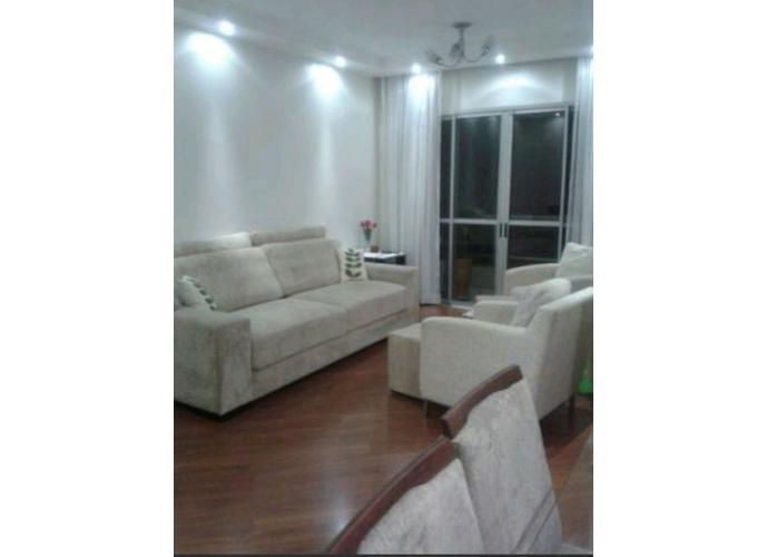 Apartamento em Ipiranga/SP de 86m² 3 quartos a venda por R$ 680.000,00 ou para locação R$ 2.500,00/mes