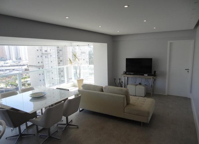 Apartamento em Vila Firmiano Pinto/SP de 96m² 3 quartos a venda por R$ 1.000.000,00