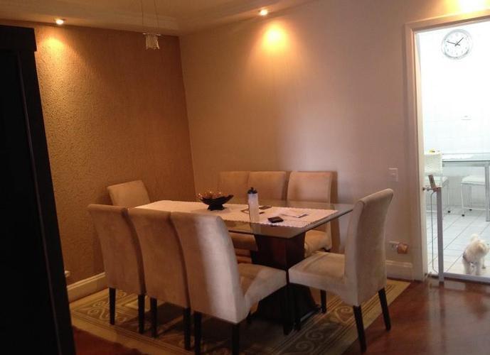 Apartamento em Ipiranga/SP de 136m² 4 quartos a venda por R$ 850.000,00 ou para locação R$ 3.500,00/mes