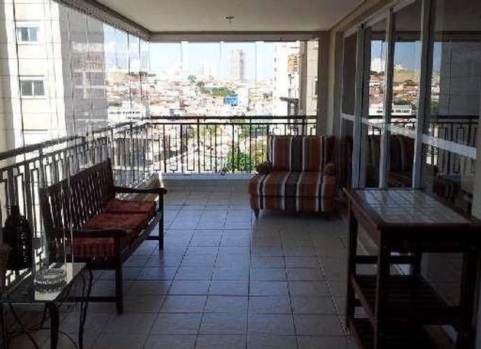 Apartamento em Ipiranga/SP de 133m² 4 quartos a venda por R$ 1.100.000,00