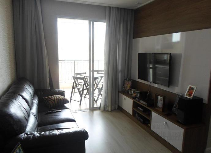Apartamento em Vila São José/SP de 76m² 3 quartos a venda por R$ 690.000,00