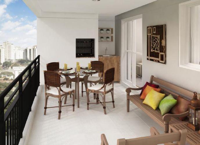 Apartamento em Ipiranga/SP de 94m² 3 quartos a venda por R$ 836.000,00 ou para locação R$ 6.000,00/mes