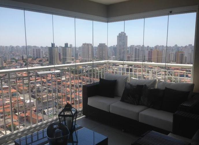 Apartamento em Ipiranga/SP de 80m² 3 quartos a venda por R$ 675.000,00 ou para locação R$ 4.000,00/mes