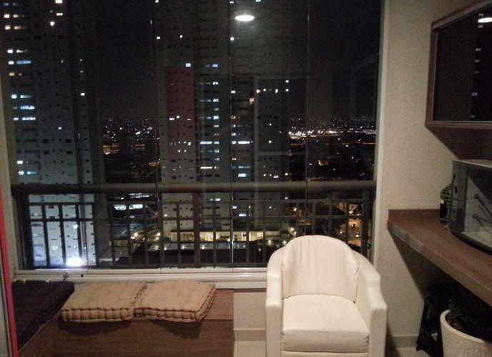 Apartamento em Ipiranga/SP de 63m² 2 quartos a venda por R$ 527.000,00 ou para locação R$ 3.500,00/mes