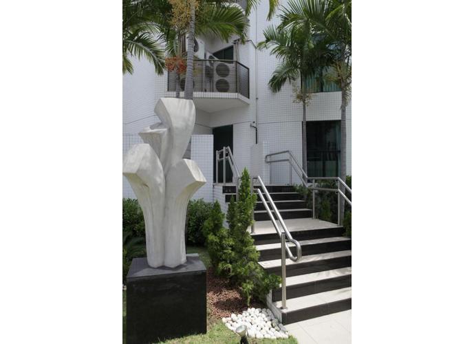 Flat para alugar na Av Boa Viagem com wi-fi e Tv à cabo.