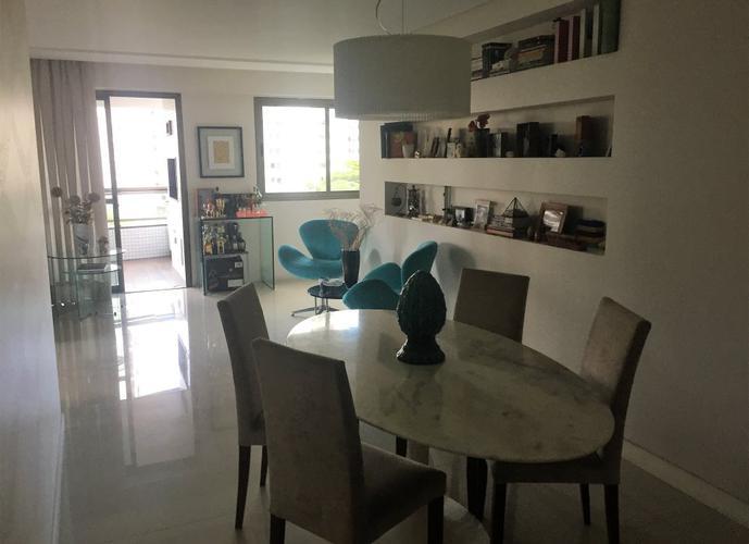 Apartamento em Boa Viagem/PE de 151m² 4 quartos a venda por R$ 1.200.000,00